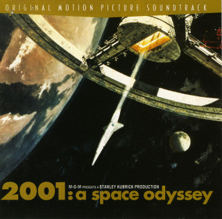 2001: A Space Odyssey | Ian Burt - Creative Commons - https://www.flickr.com/photos/oddsock/72877840/