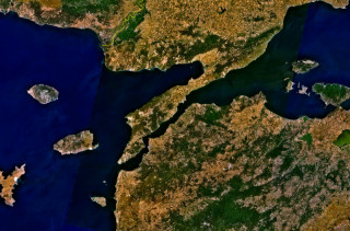 Gallipoli Peninsular | NASA (public domain)