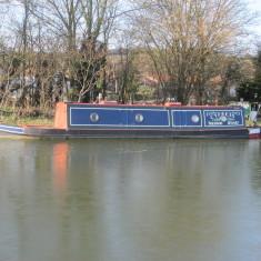 Canal Boats | Richard Tregoning