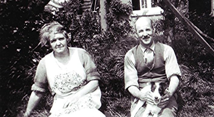 Arthur & Florence Oakley | Geoff Webb