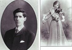 Gertrude & Arthur Piper