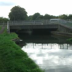 Turnford, A10, looking upstream | Nicholas Blatchley