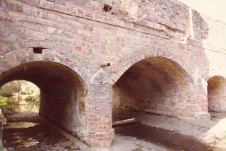 River Beane - Walkern Road bridge. | Hertfordshire Archives and Local Studies