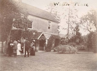 Watton Place in 1912 | Hertfordshire Archives and Local Studies
