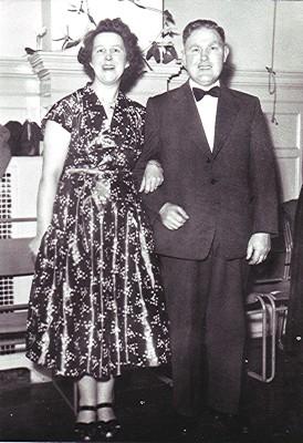Phyllis & Arthur Darvell | Geoff Webb