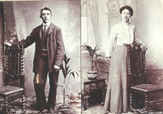Arthur & Sarah Gurney