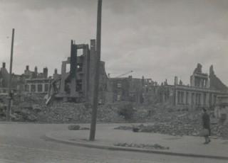 A devastated Germany