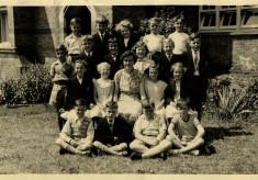 Abel Smith School, Hertford c1956