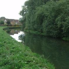 Above Brookfield Lane, looking downstream | Nicholas Blatchley