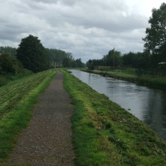 Coming into Broxbourne | Nicholas Blatchley