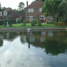Broxbourne, just above the High Road | Nicholas Blatchley