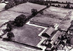 Aerial View of Brooke Bond Oxo