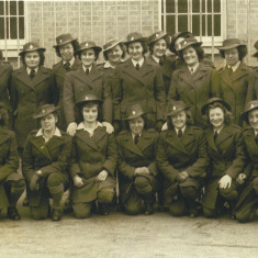 A selection of Herts Land Girls | Local Library Image Collection