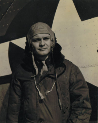 Airman Gerry Moberg 1943-4 | Ben Roberts