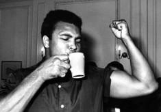 Muhammad Ali's visit to Hertfordshire