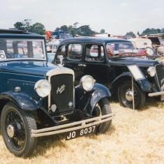 Classic cars on display   Anne MacDonald