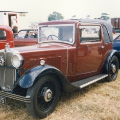 Steam Rally at Great Amwell   Anne MacDonald