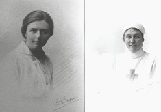 Anna & Gertrude Peake