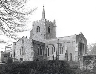 The Parish Church of St George | Hertfordshire Archives and Local Studies