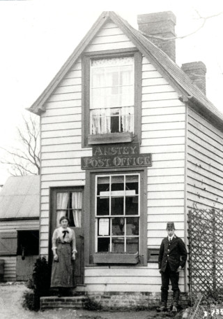 Anstey Post Office | Hertfordshire Archives and Local Studies