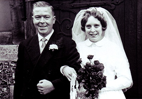 Reg Archer & Dorothy Coles | Geoff Webb