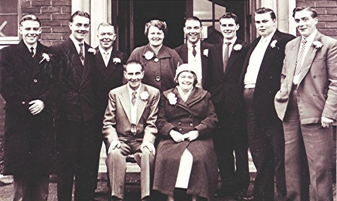 Archer family | Geoff Webb