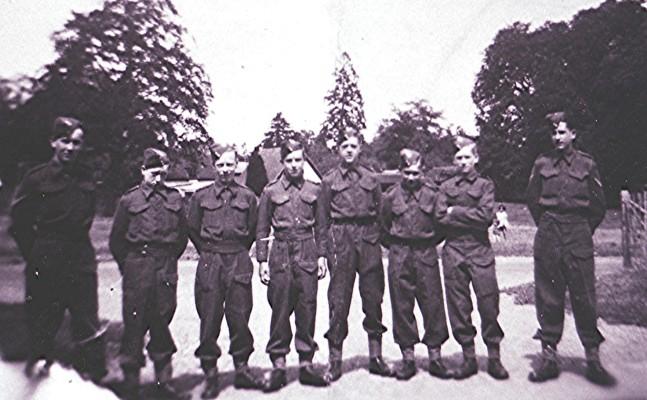 Army Cadet Corps, c.1941 | Geoff Webb