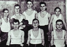 Army Cadet Boxing Team 1942