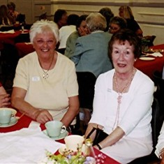 Left to right: Eileen Austin, Marion Hodge, Yvonne Anderson, Toni Rus. | Geoff Webb