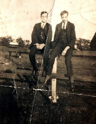 Frank Axtell & George Waller | Geoff Webb