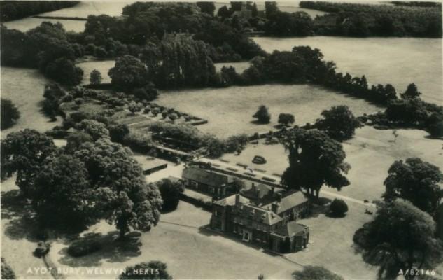 Ayot Bury 1966