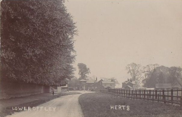 Lower Offley