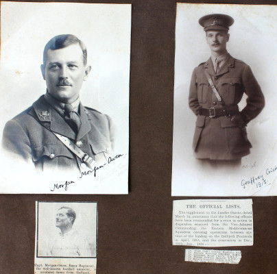 Images of the first world war