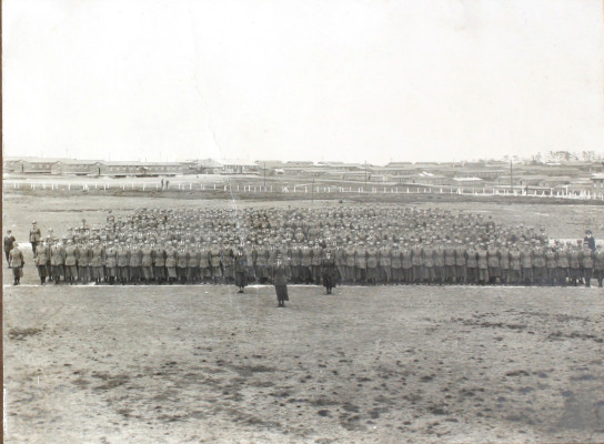 Hertfordshire in WW1