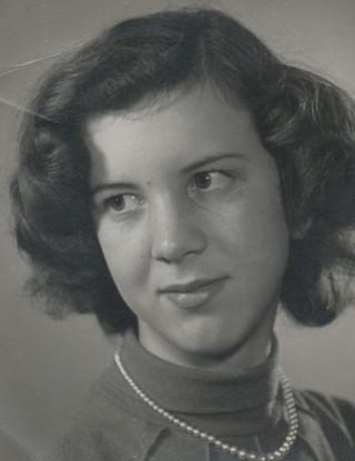 Ann aged 14