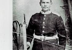Joe Austin's Army Days