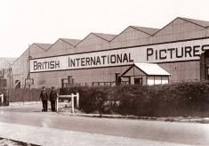 Borehamwood Film Studios