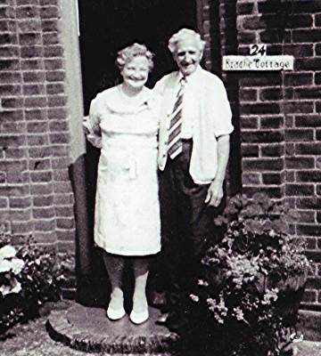 Gladys and Bartram Elsden   Geoff Webb