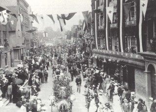 Bishop's Stortford's Celebrations | Hertfordshire Archives and Local Studies