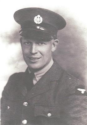 Bob Windmill in 1943 | Geoff Webb