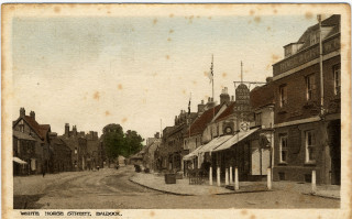 White Horse Street | Hertfordshire Archives and Local Studies