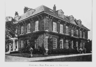 Balls Park Mansion | Hertfordshire Archives & Local Studies