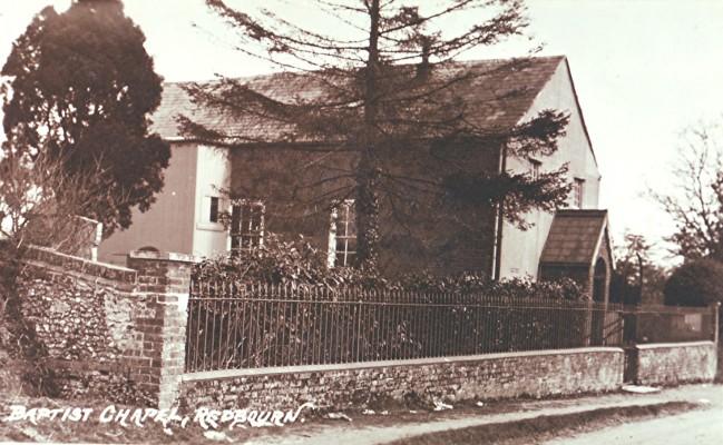 Redbourn Baptist Chapel | Geoff Webb