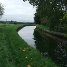 Cheshunt, looking downstream towards Theobalds | Nicholas Blatchley