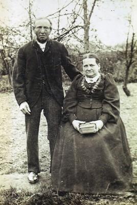 Mr. & Mrs. Belshaw   Geoff Webb