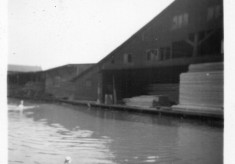 Photo of the Timber Yard on the Grand Union Canal,Berkhamsted.