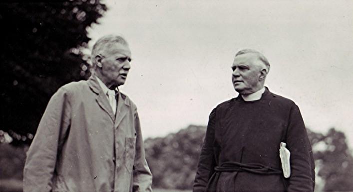 Webb & Rev. Birkhead-Berry | Geoff Webb