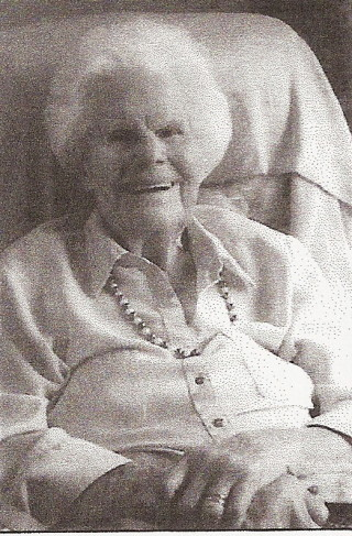 Betty Sewell | Copyright unknown