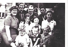 A Redbourn Group at the Seaside