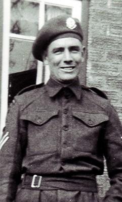Bill Hoar, c.1942 | Geoff Webb
